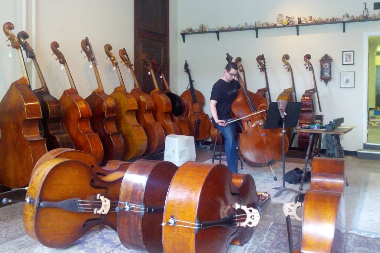 meet the musicians bach