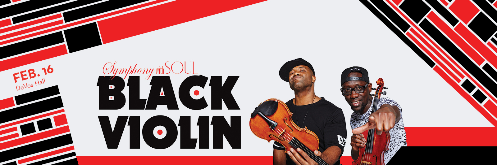 Symphony with Soul featuring Black Violin