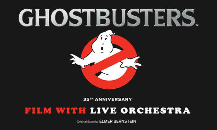 Ghostbusters - In Concert Live to Film featured image