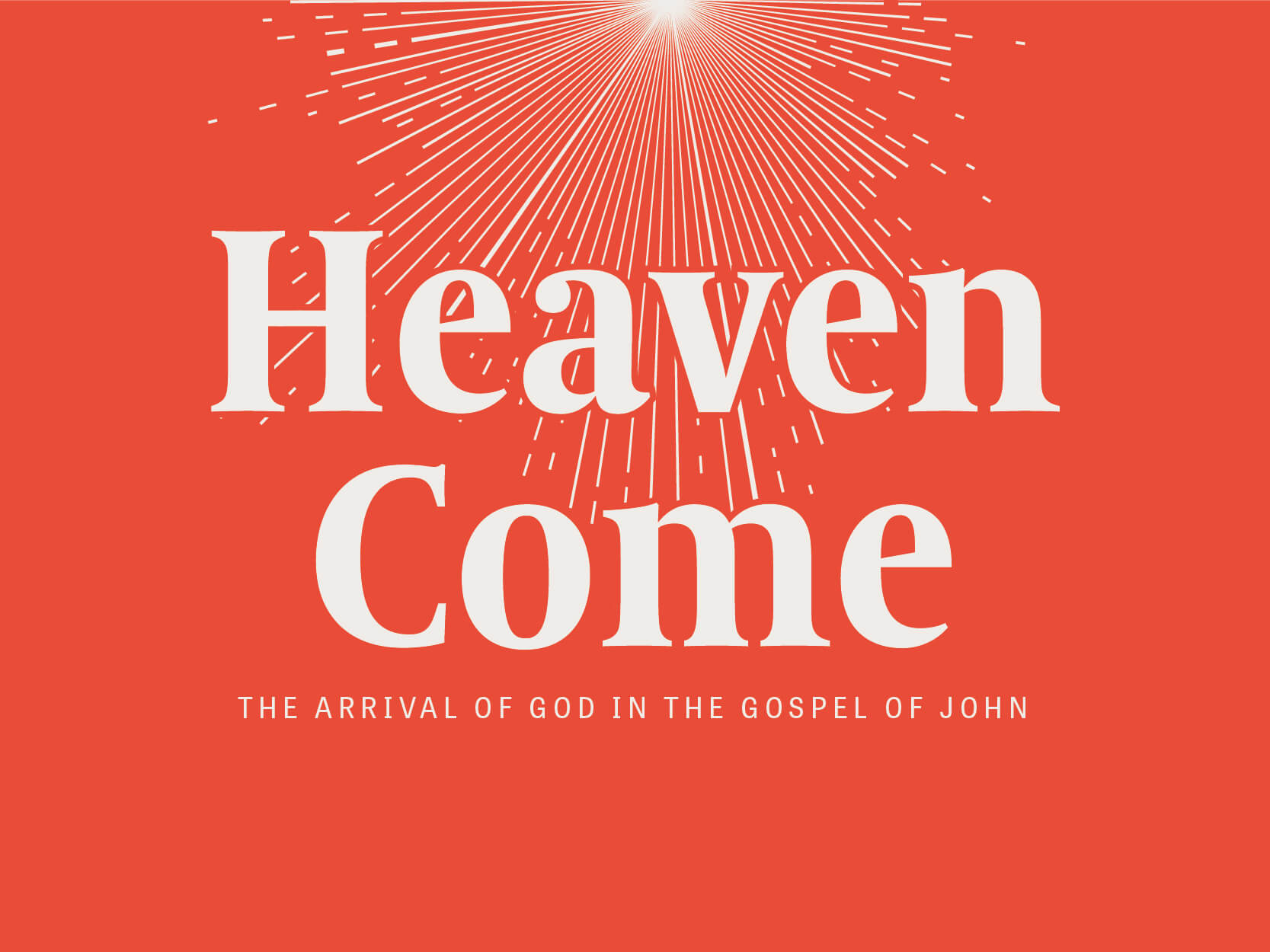 sermon transcripts - transcripts for HP PRES Sermons - Heaven Come series