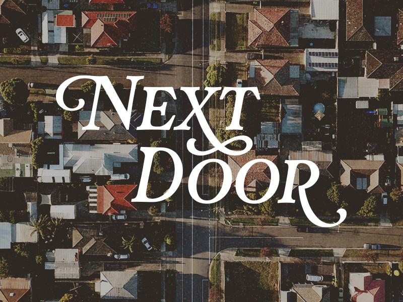 sermon transcripts - transcripts for HP PRES Sermons - Next Door series