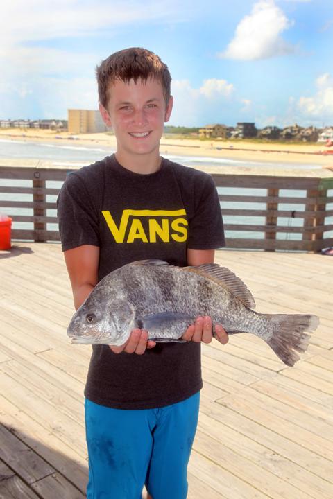 Jennette's Pier Fishing Report   Nags Head, NC 27959