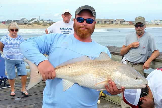 Jennette s pier nc aquarium nags head nc 27959 for Jennette s pier fishing report