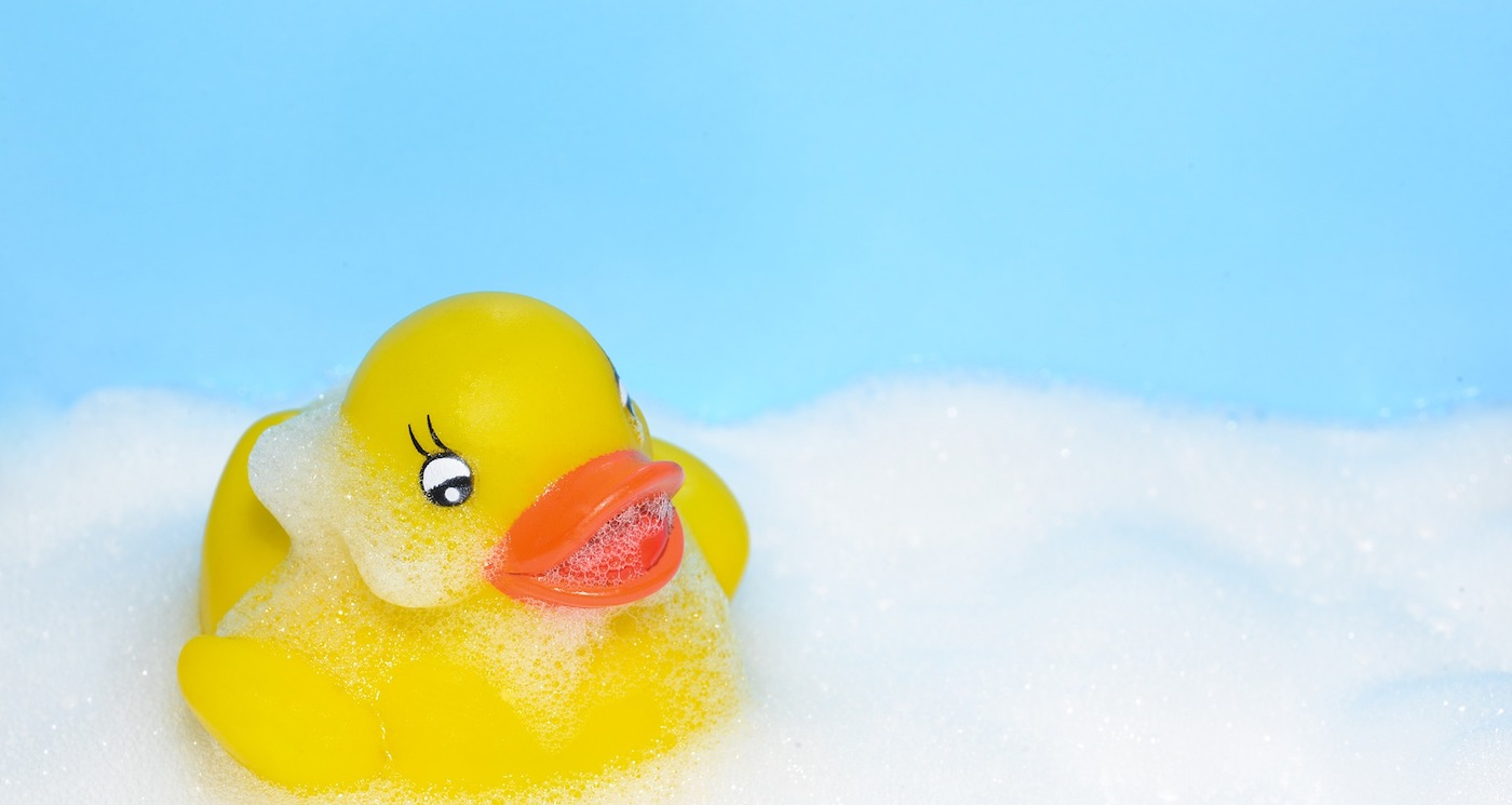 Scrub-a-Dub! How to Be Safe in the Tub