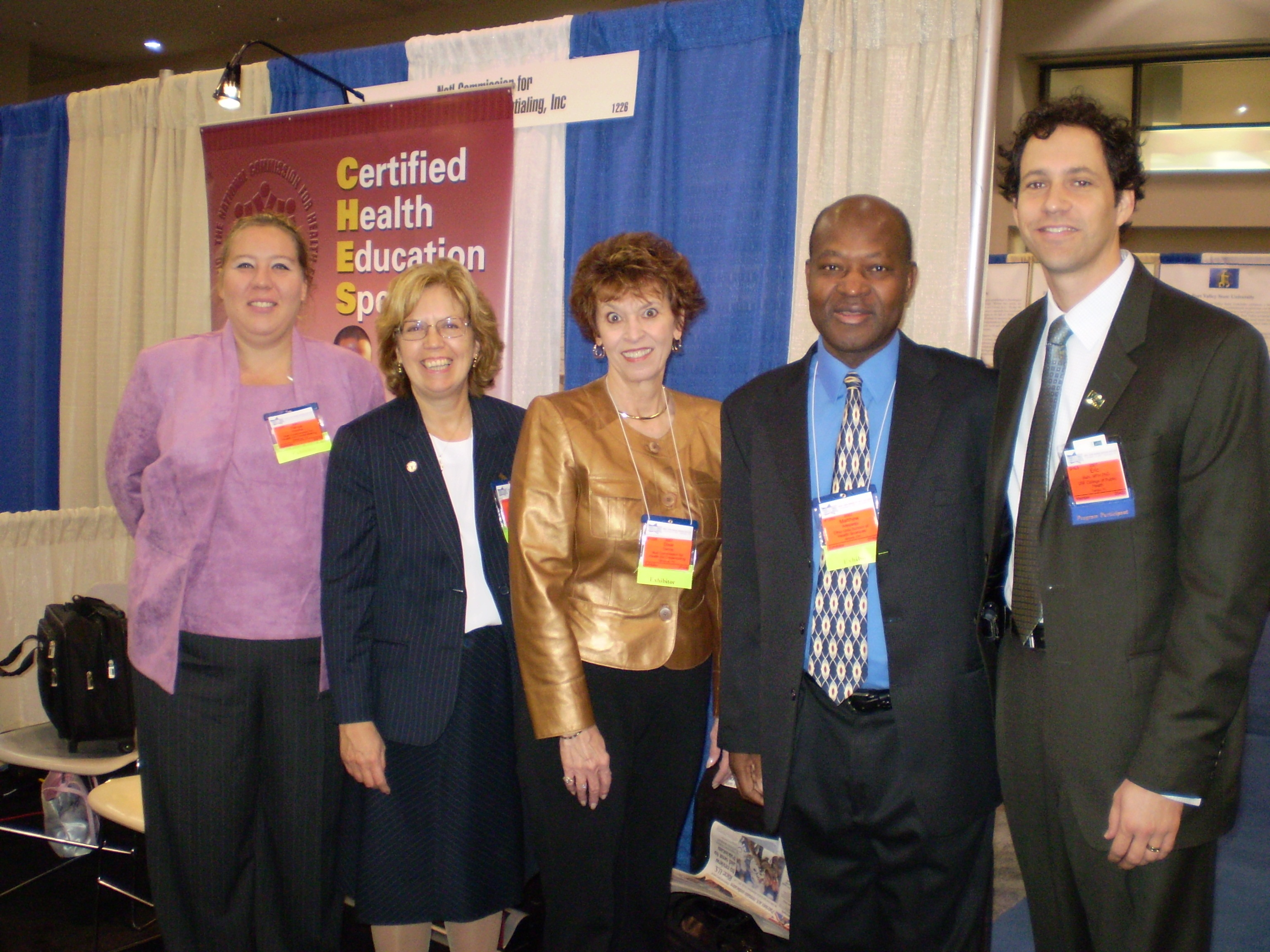 American Public Health Association Conference 2010