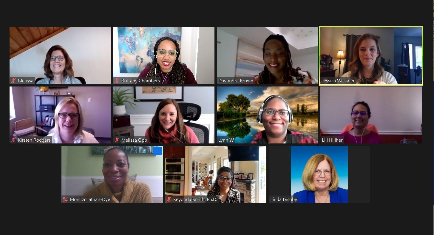 DBPD 2021 Virtual Meeting