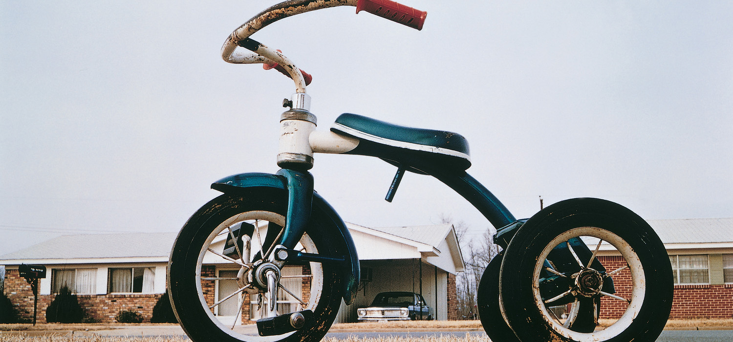 Selections from William Eggleston's Portfolios
