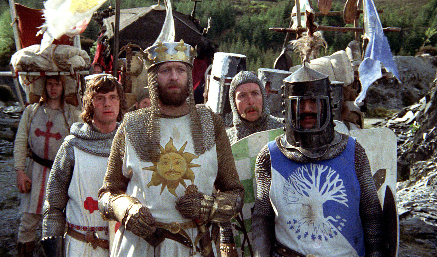 Knights of the round table monty python - Knights Of The Round Table Monty Python 31