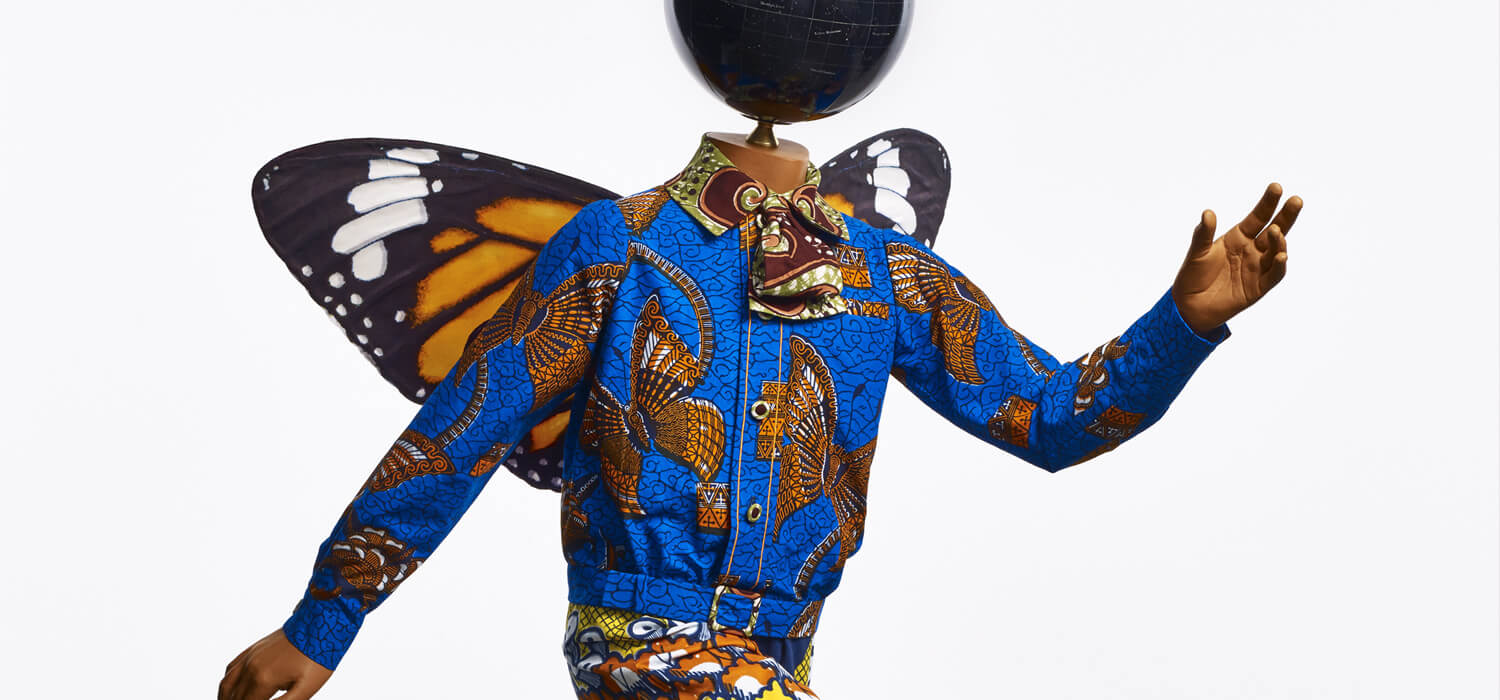 Rotunda Projects: Yinka Shonibare MBE