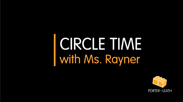 Circle Time With Ms. Rayner