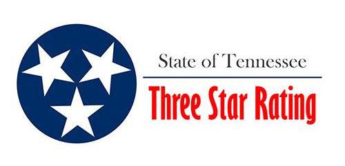 Tennessee Three Star Logo