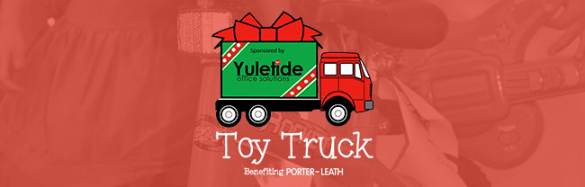Toy Truck web banner
