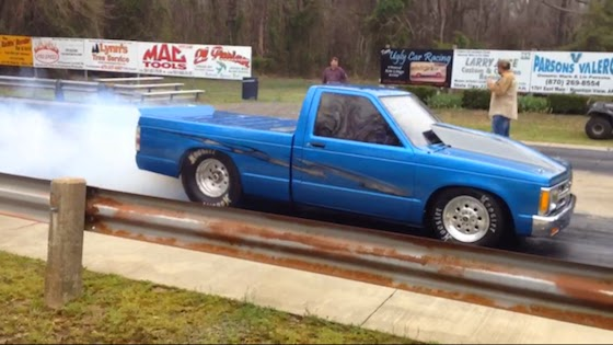 Car Of The Week Daniel Wright S 1993 Chevy S 10