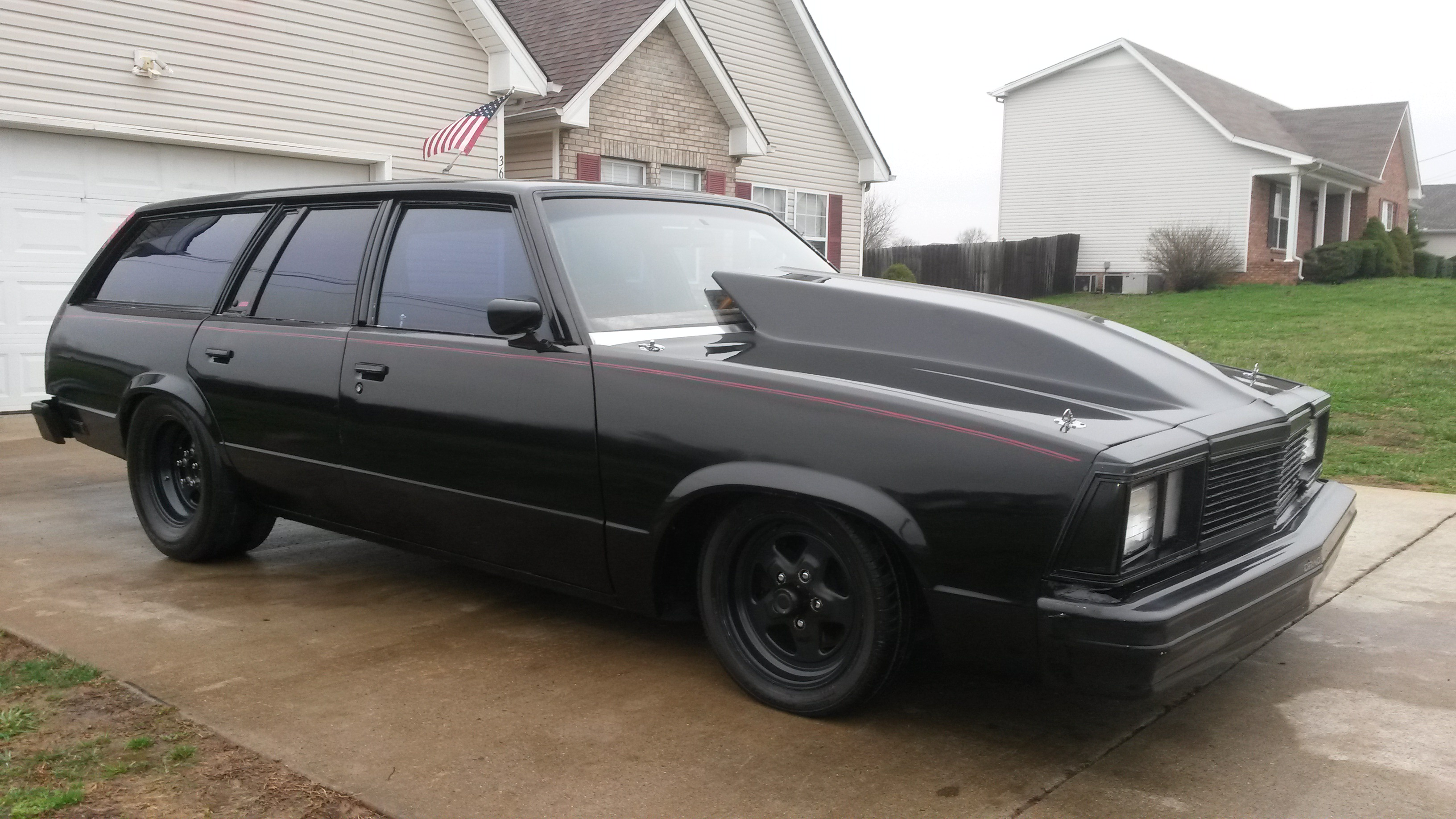 Car of the Week: Allen Wood\'s 1980 Chevy Malibu Wagon