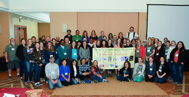 2019 EEHV Workshop Attendees - Credit Dale Martin/Houston Zoo