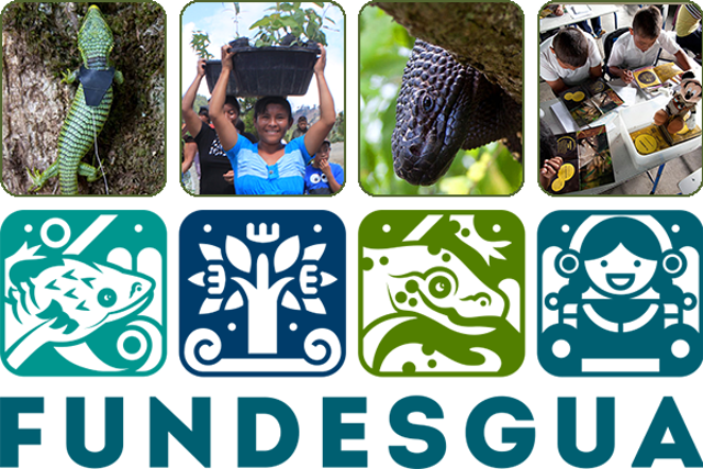 Foundation for the Conservation of Endangered Species of Guatemala logo