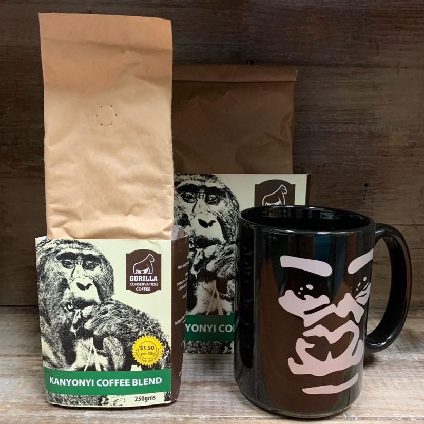 Conservation Coffee and Mug