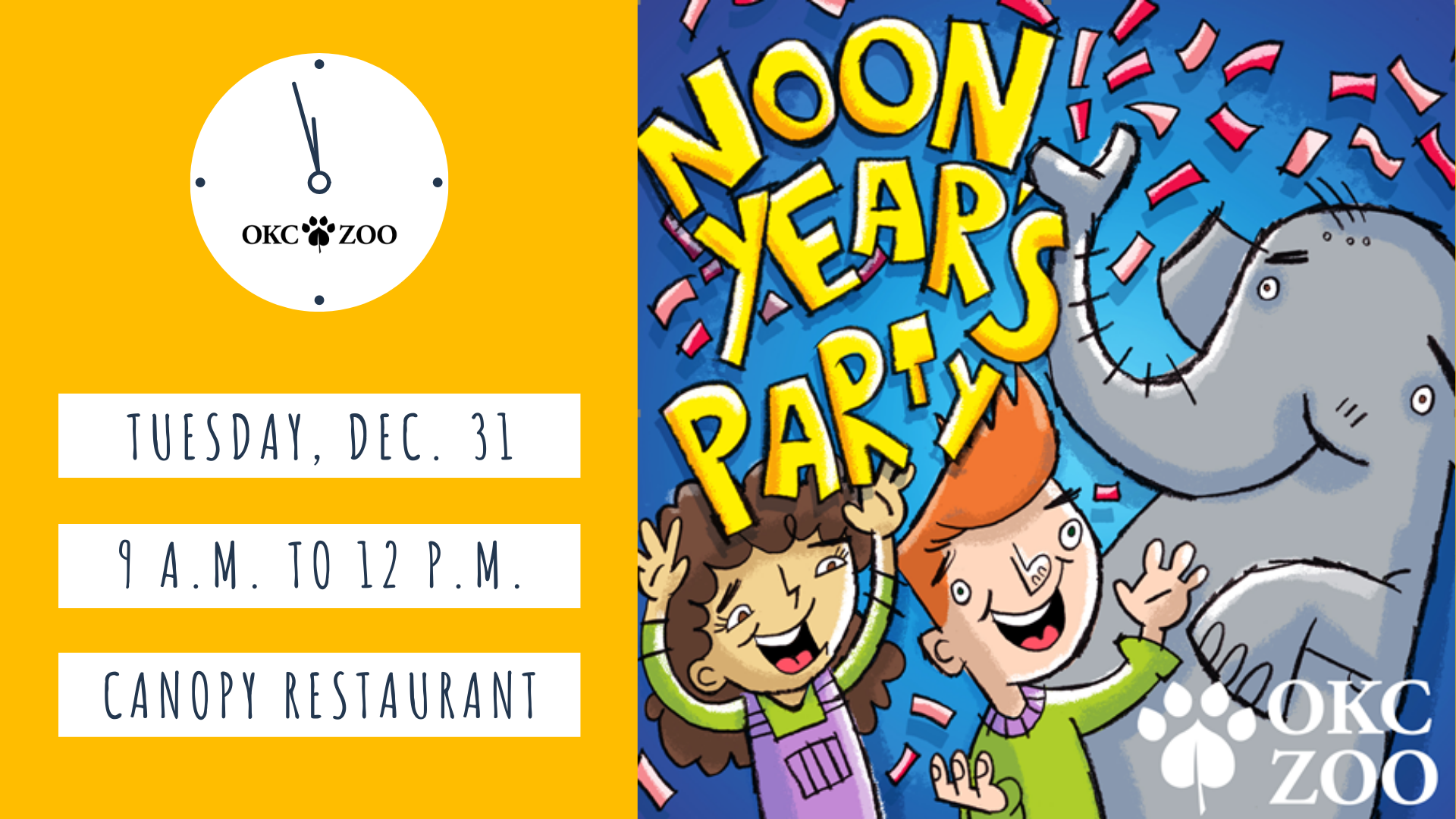 Noon Year's Party