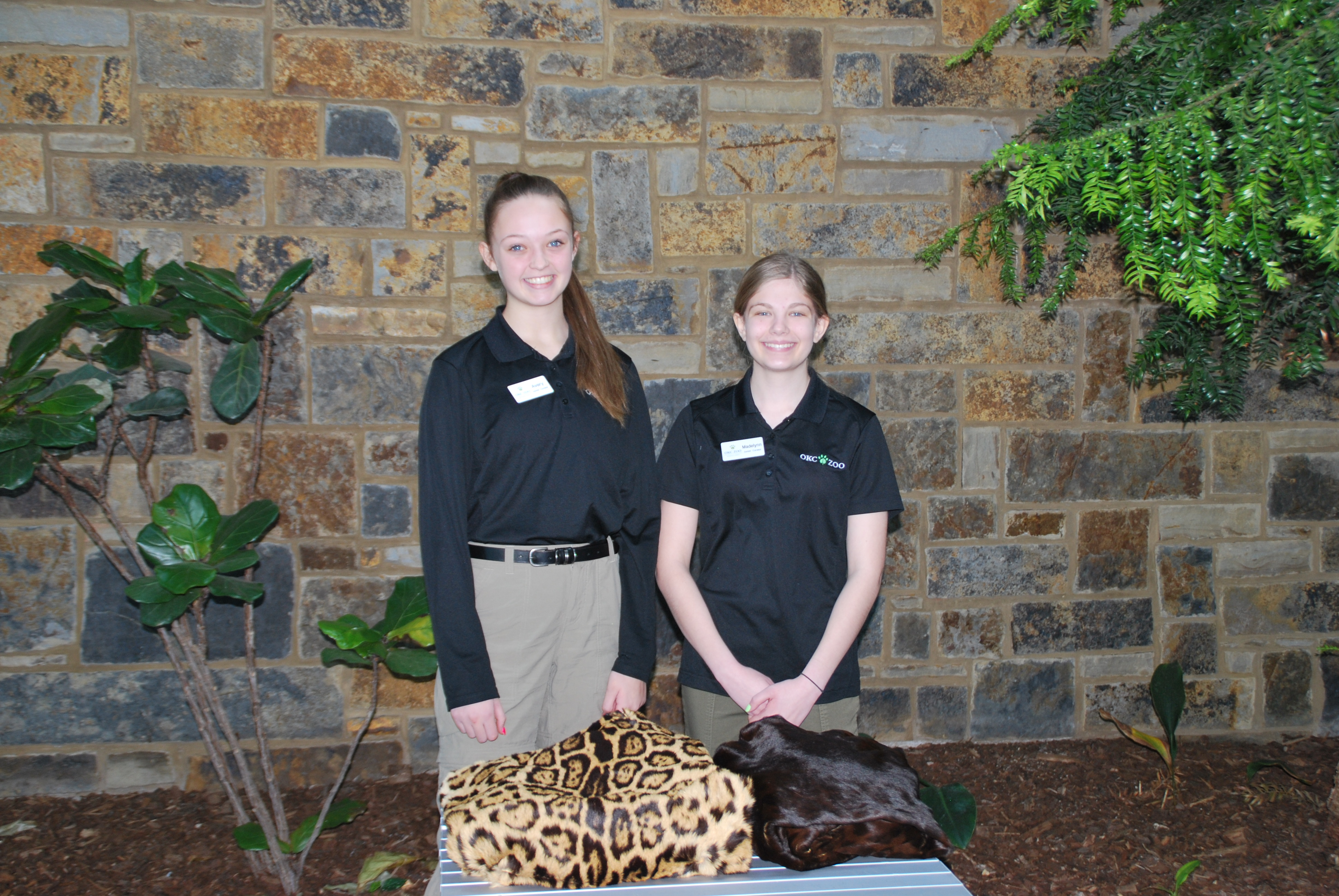 Zoo Crew Teen Volunteers