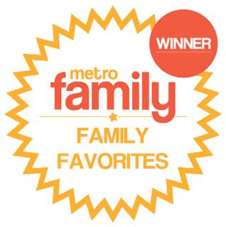 metro family winner