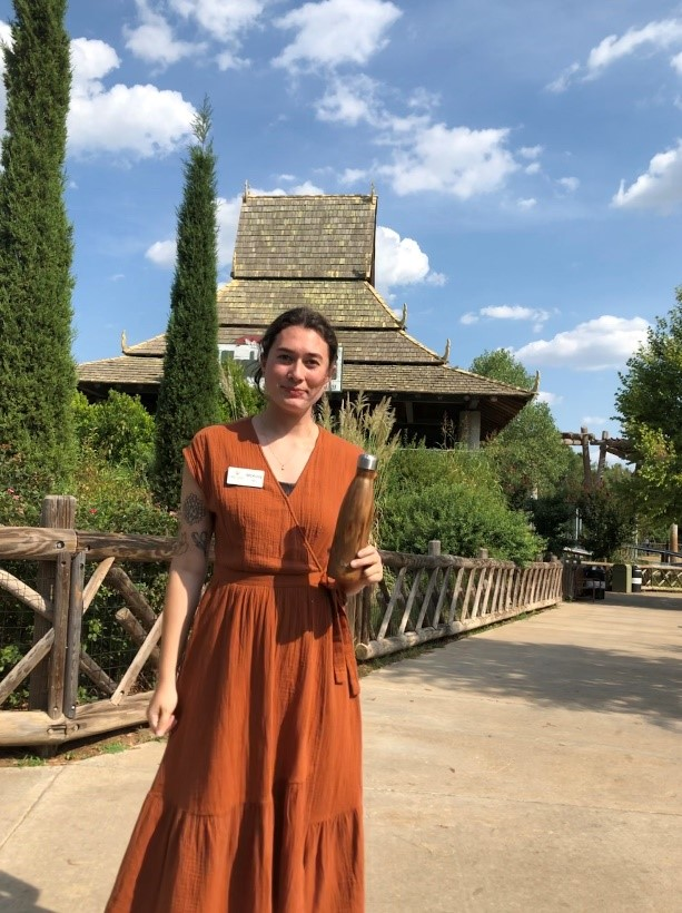 McKinly Dortch, OKC Zoo Sustainability Intern