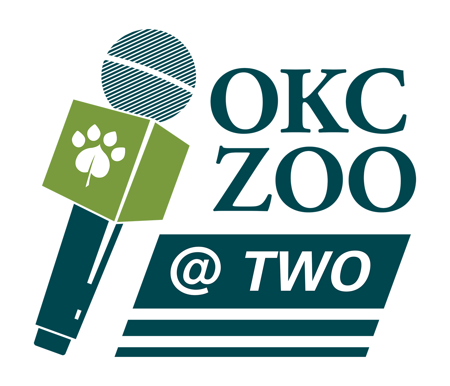OKC Zoo at Two Logo