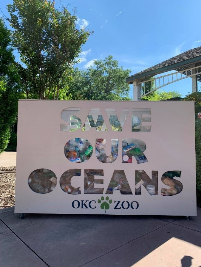 Save Our Oceans demonstration