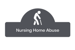nursing home abuse button