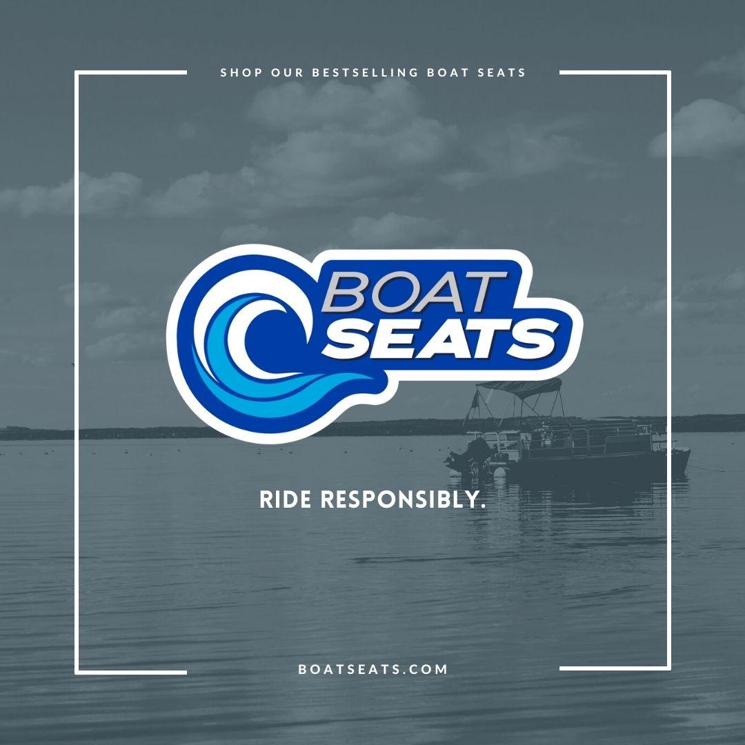 Boat Seats Logo Ad