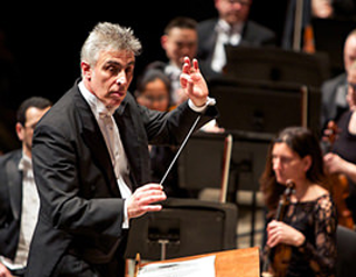 Grand Rapids Symphony web design project