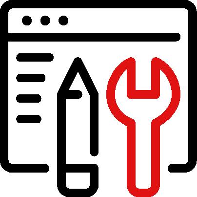 Growth-Focused Improvements Icon