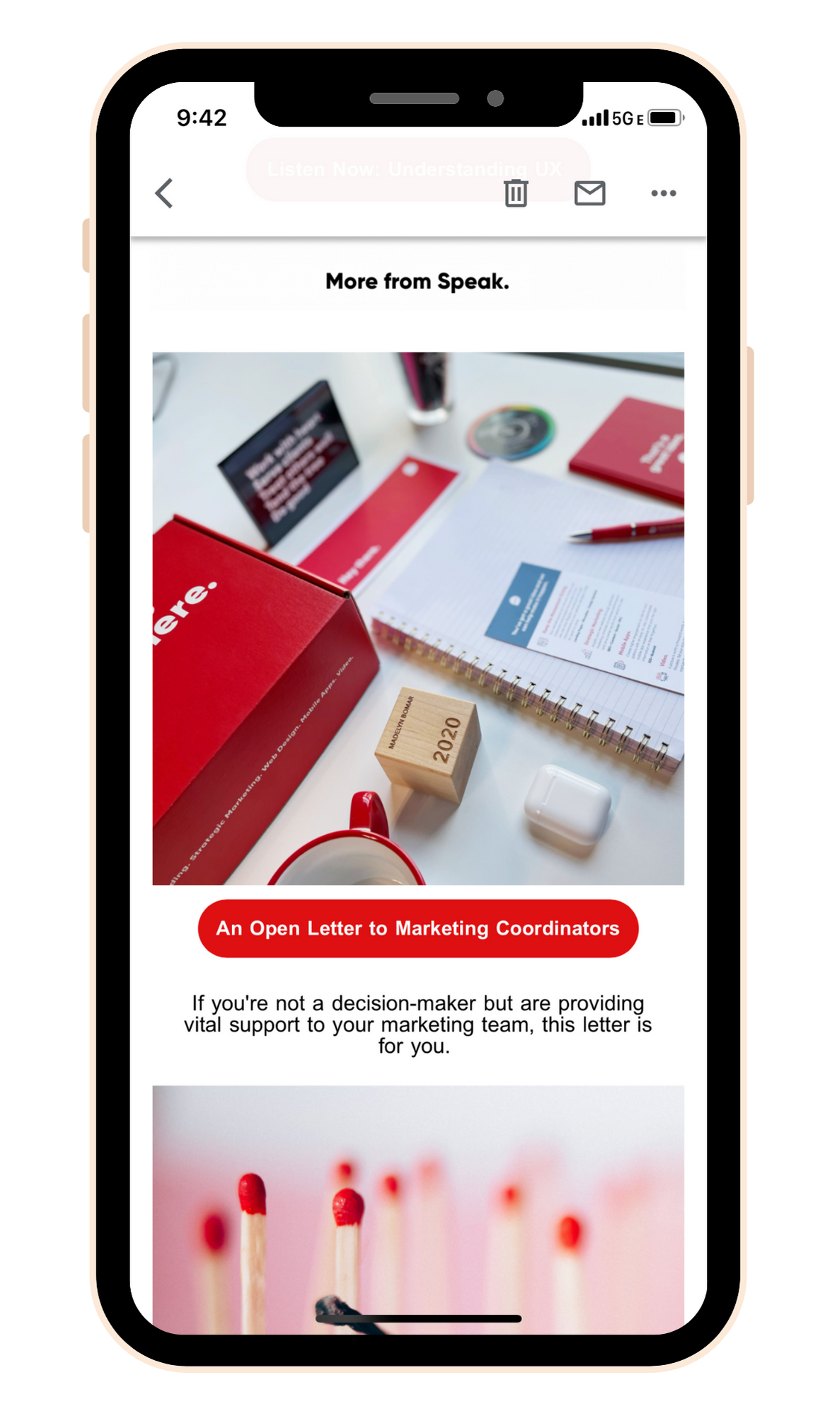 Email Marketing   Email Strategy   Speak Creative