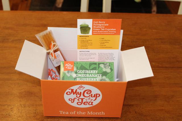 My Box of Tea - February 2021