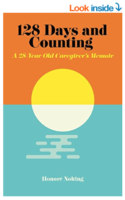 128 Days and Counting Book Cover