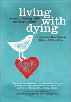 Living With Dying Book Cover