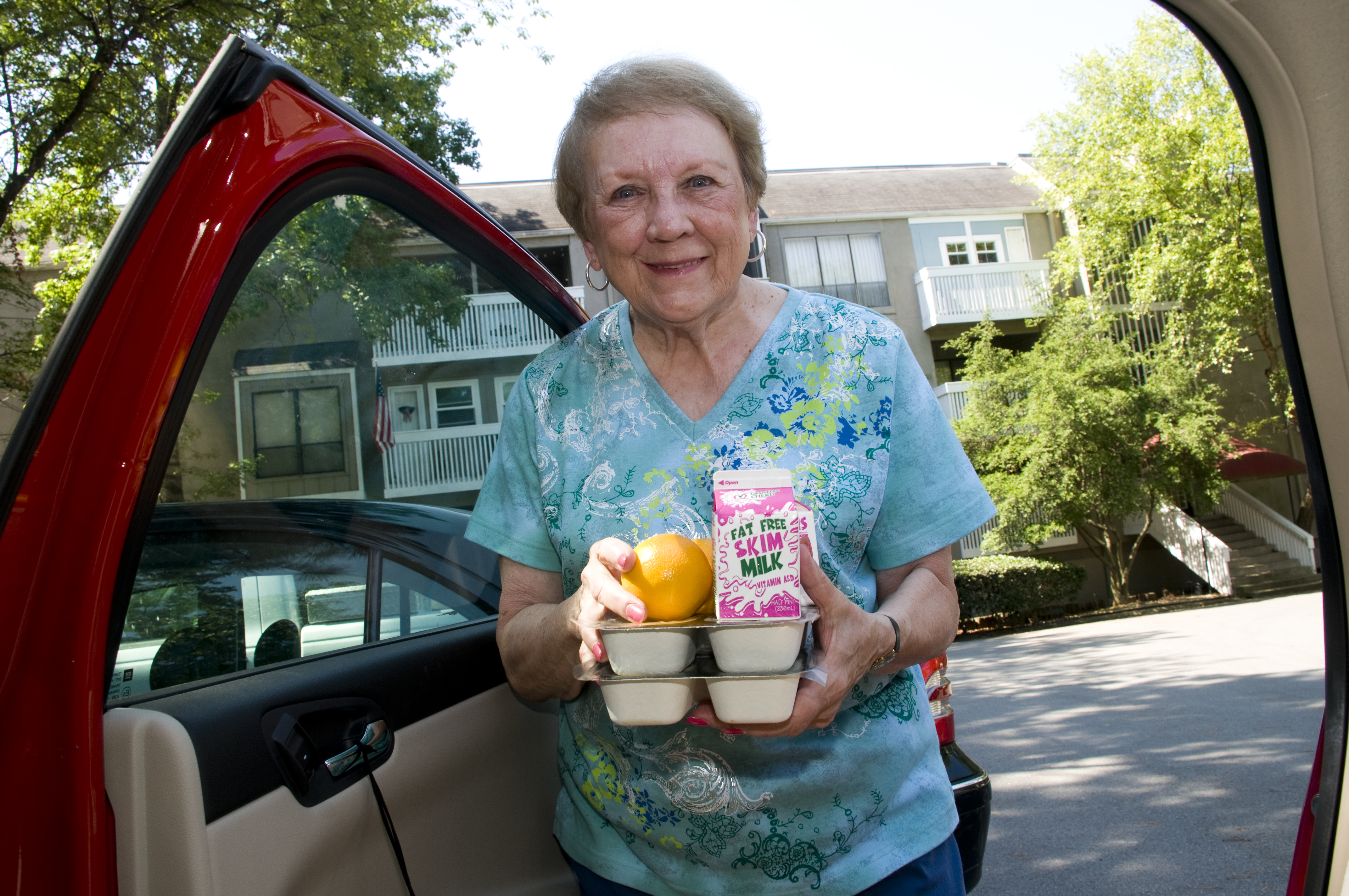 Meals on Wheels for Senior Citizens
