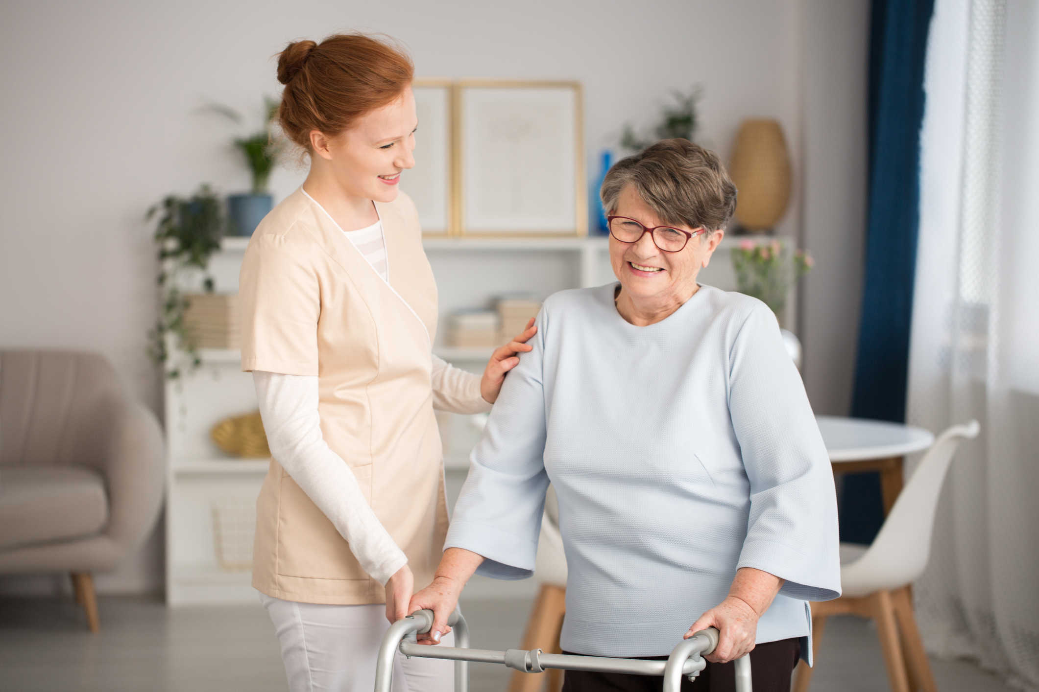 5 Reasons Seniors Prefer Homecare