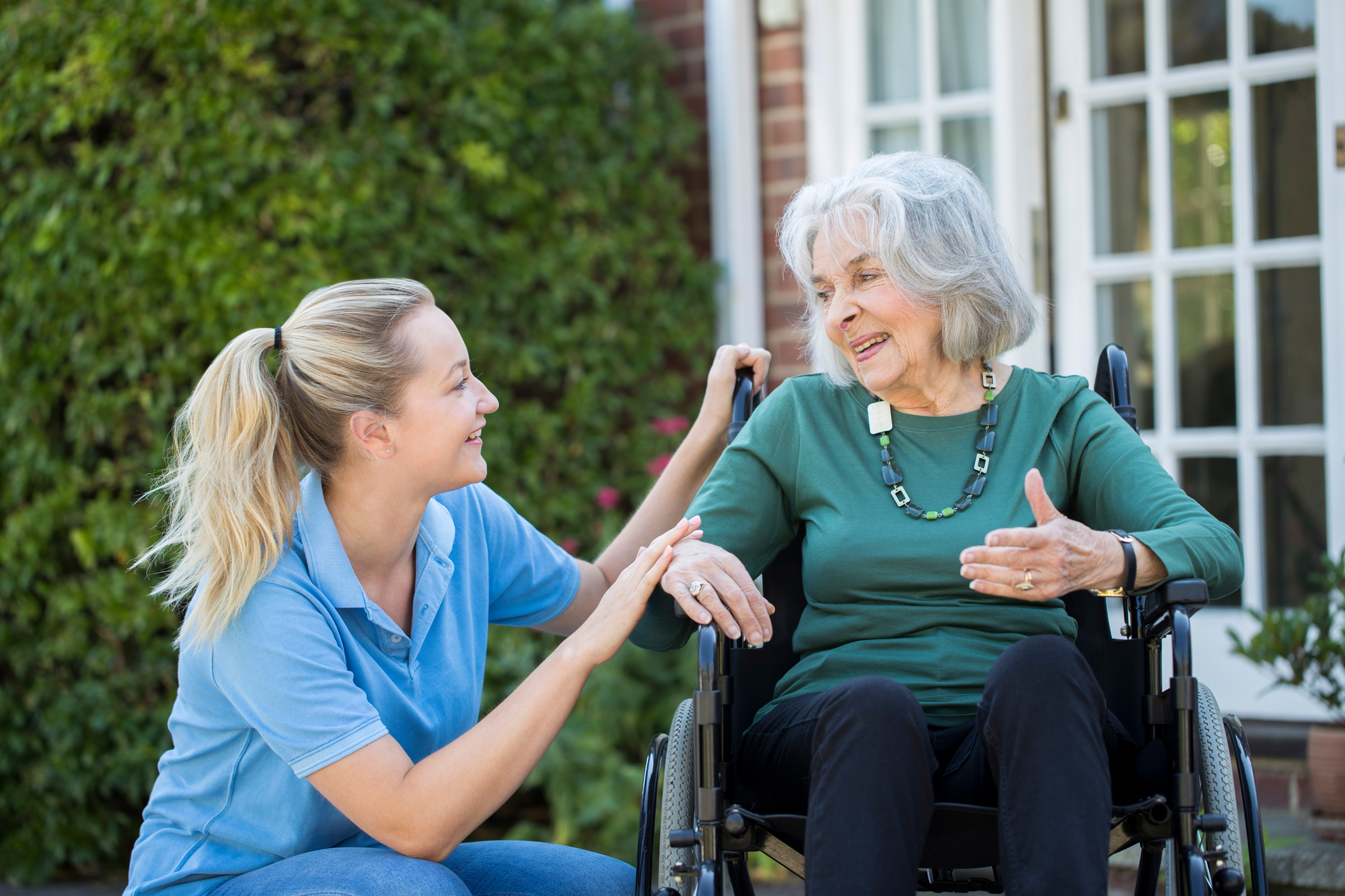 How to Become an In-Home Family Caregiver