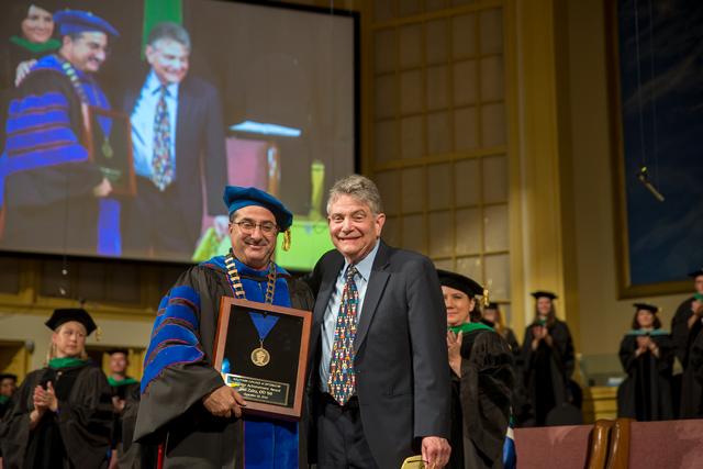 2016 Convocation Ceremony Honors Achievement