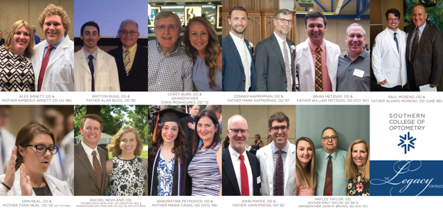 optometric legacy families