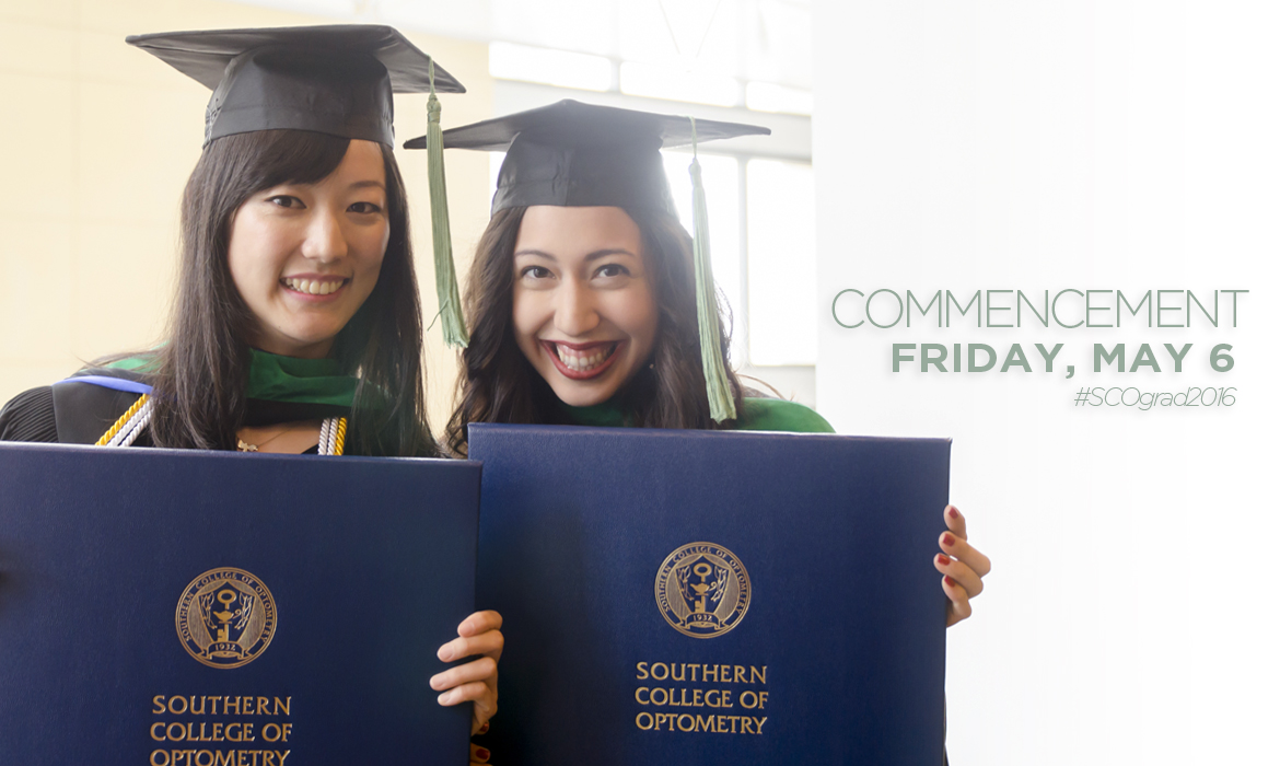 Commencement - Friday, May 6, 1pm