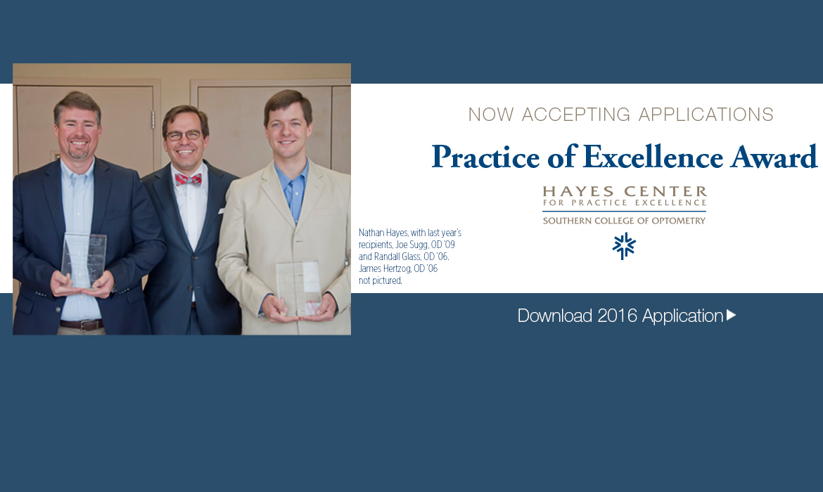 Practice of Excellence Award
