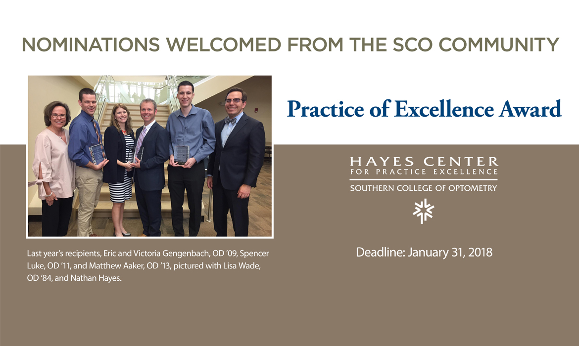HCPE Practice of Excellence Award