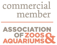 Image of the logo Commercial Member of Association of Zoos & Aquariums