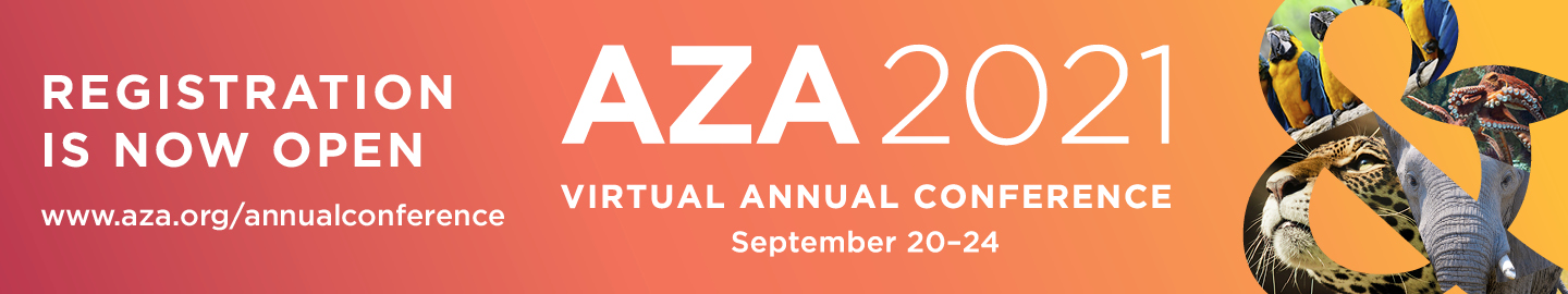 Register Now for the AZA 2021 Virtual Annual Conference