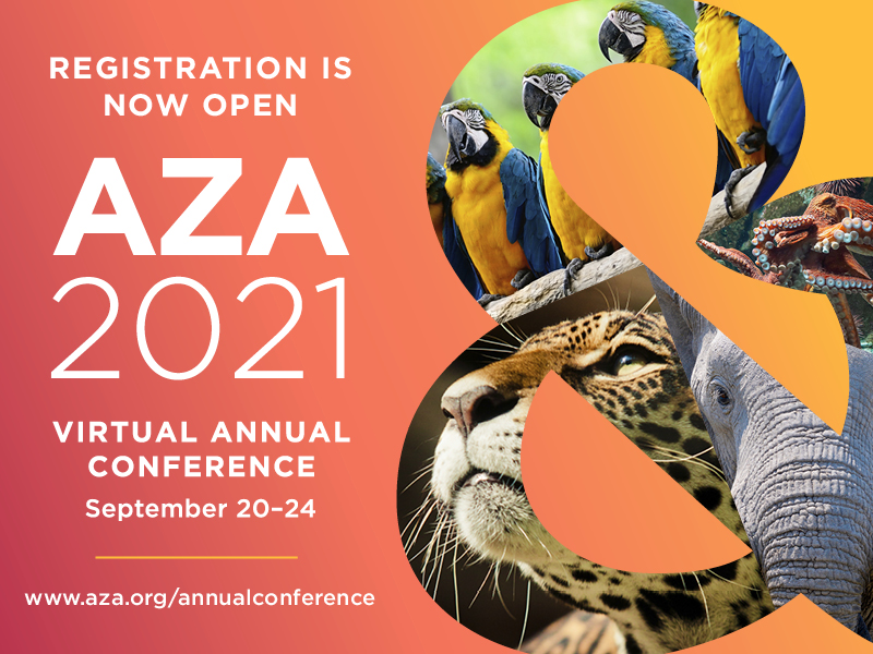 Register for the 2021 AZA Annual Conference
