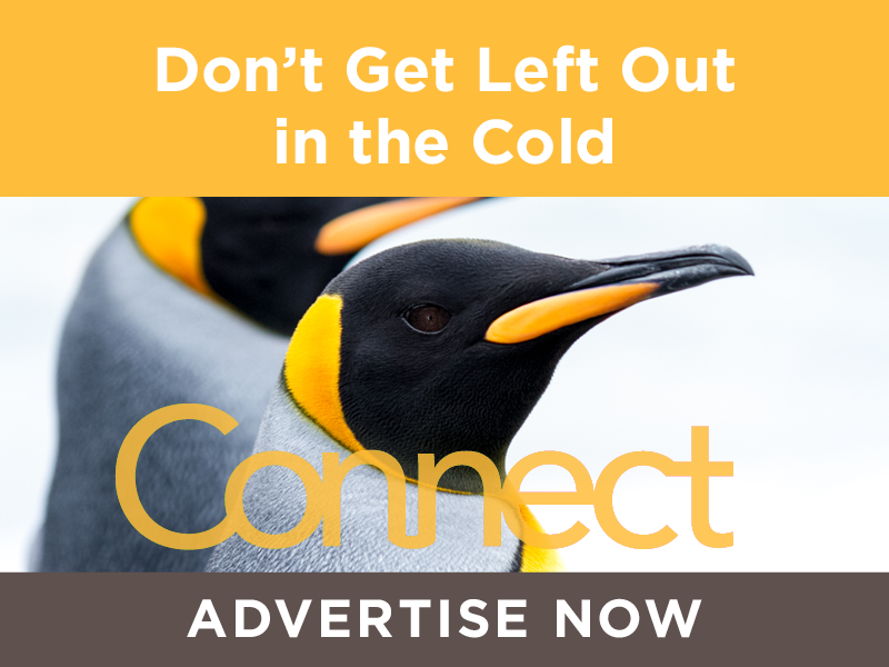 Don't get left out in the cold, advertise with AZA today.