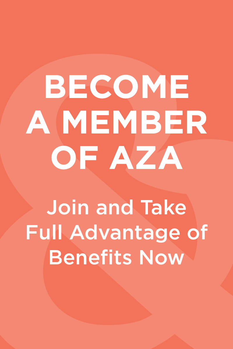 Become a Member of AZA today