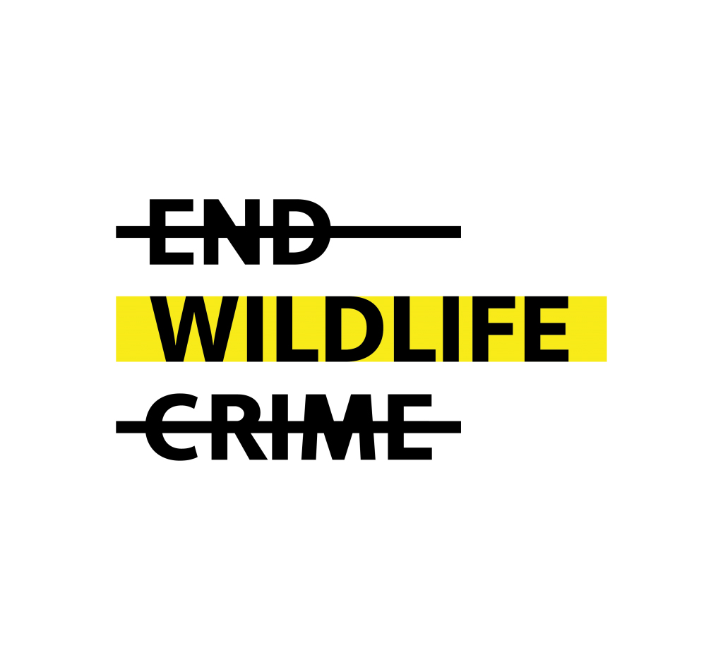 End Wildlife Crime logo
