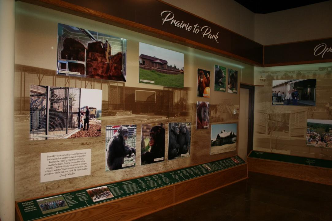 Image of Rolling Hills Gallery exhibit